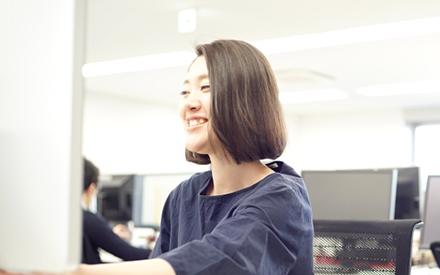 webディレクター 塩澤 由佳子